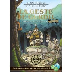 DONJON DE NAHEULBEUK : GESTE DE GURDIL - FACE