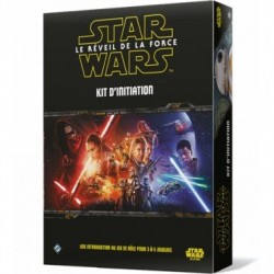 STAR WARS – RÉVEIL DE LA FORCE : KIT D'INITIATION - FACE