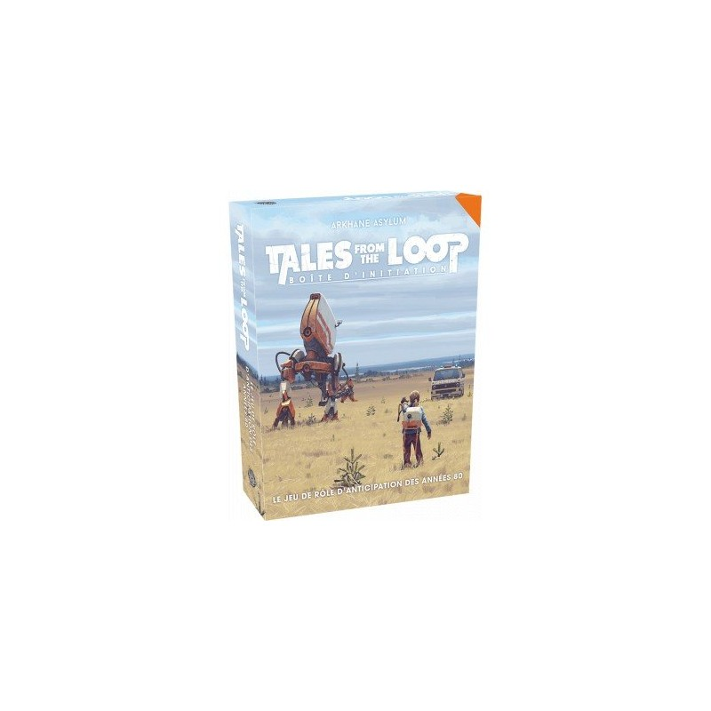 TALES FORM THE LOOP: BOITE D'INITIATION - FACE