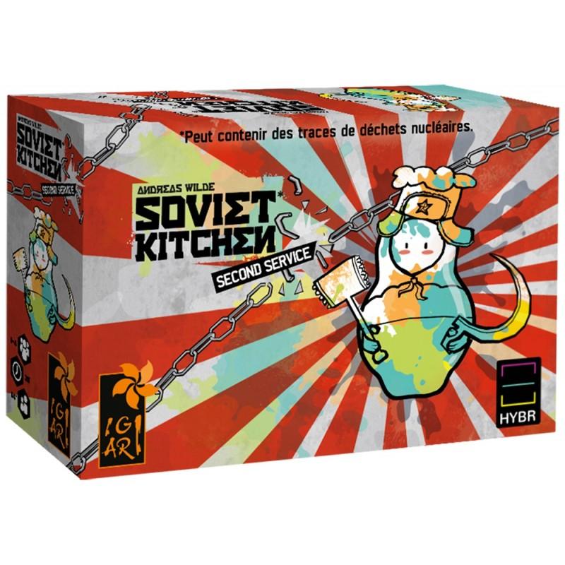 SOVIET KITCHEN - FACE