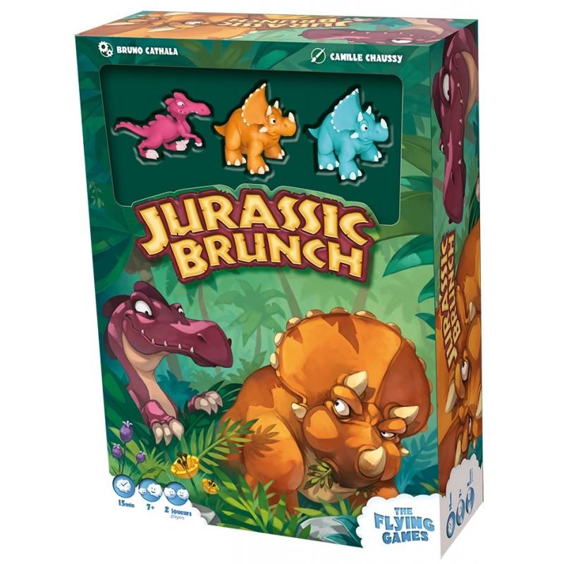 JURASSIC BRUNCH - FACE