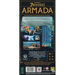 7 Wonders (Nouvelle Édition) : Armada - DOS