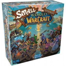 SMALL WORLD OF WARCRAFT - FACE