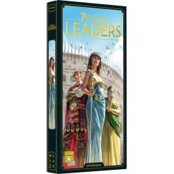 7 WONDERS (NOUVELLE ÉDITION): LEADERS - FACE