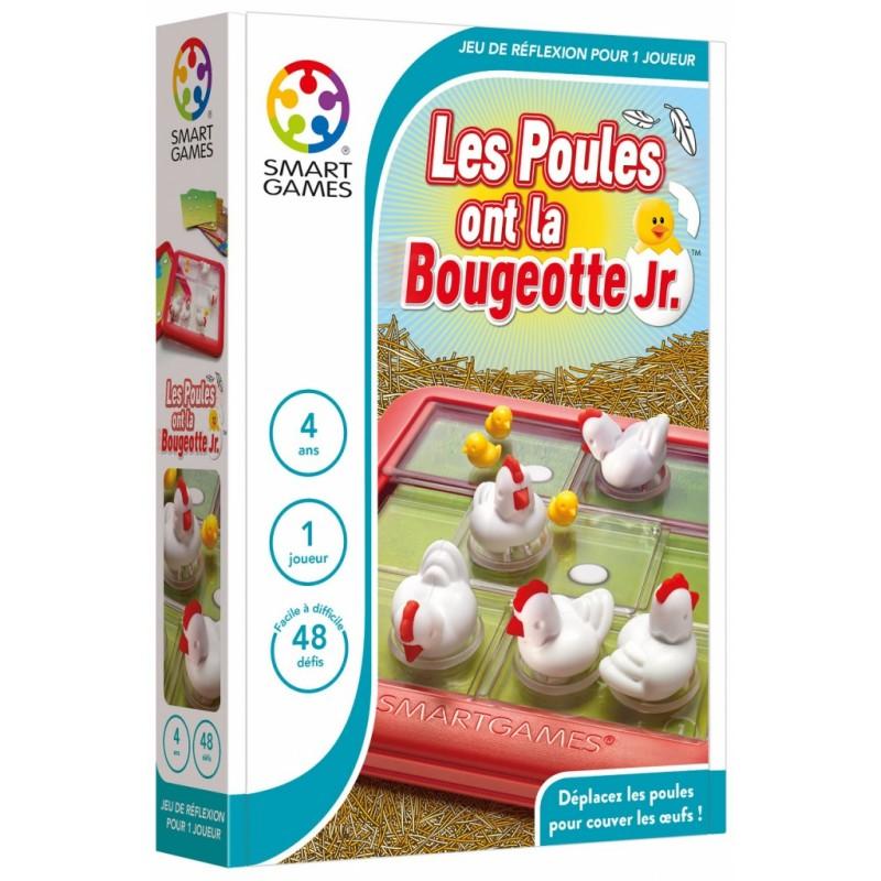 LES POULES ONT LA BOUGEOTTE - FACE