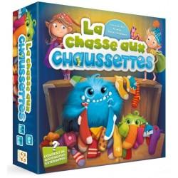 LA CHASSE AUX CHAUSSETTES - FACE