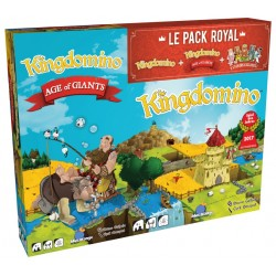 PACK KINGDOMINO - FACE