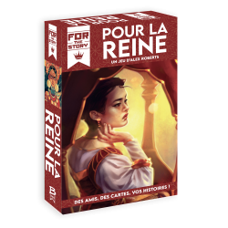 POUR LA REINE - FACE