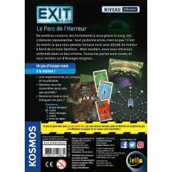 EXIT : Le Parc de l'Horreur - DOS