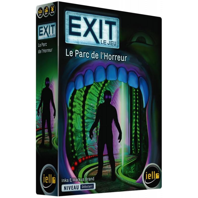 EXIT : Le Parc de l'Horreur - FACE