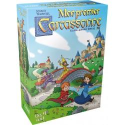 Mon Premier Carcassonne - FACE