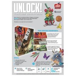 Unlock! Timeless Adventures - DOS