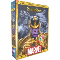 Splendor Marvel - FACE
