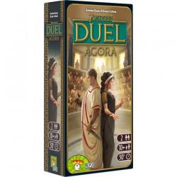 7 Wonders Duel : Agora - FACE