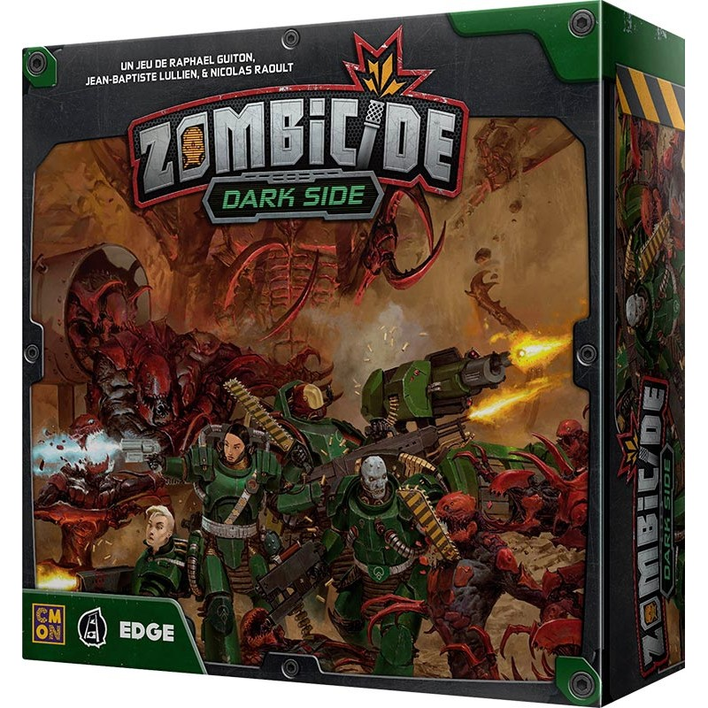 Zombicide Invader : Dark Side (Saison 2) - FACE