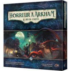 Horreur à Arkham : Le Jeu de Cartes - FACE