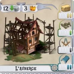 Les Bâtisseurs – Moyen-âge - CONTENU 3