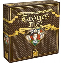 Troyes Dice - FACE