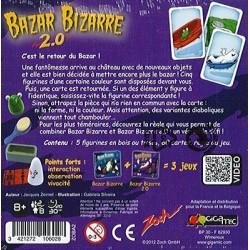 BAZAR BIZARRE 2.0 - DOS