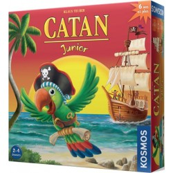 CATAN JUNIOR - FACE