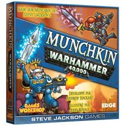 MUNCHKIN WARHAMMER 40.000 - FACE