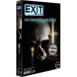 EXIT : LES CATACOMBES DE L'EFFROI - FACE
