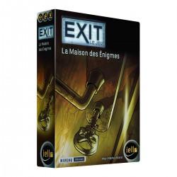 EXIT : LA MAISON DES ENIGMES - FACE