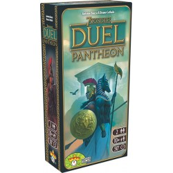 7 WONDERS DUEL PANTHÉON - FACE