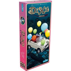 DIXIT 10 MIRRORS - FACE