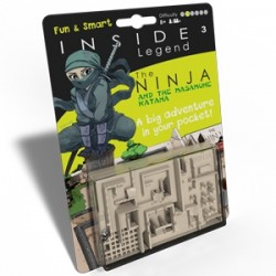 INSIDE3 LEGEND - NINJA - FACE