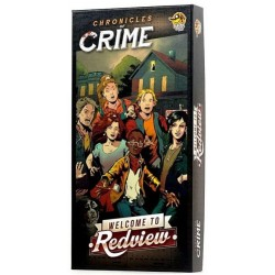 CHRONICLES OF CRIME - WELCOME TO REDVIEW - FACE