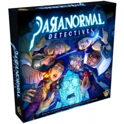 PARANORMAL DETECTIVES - FACE