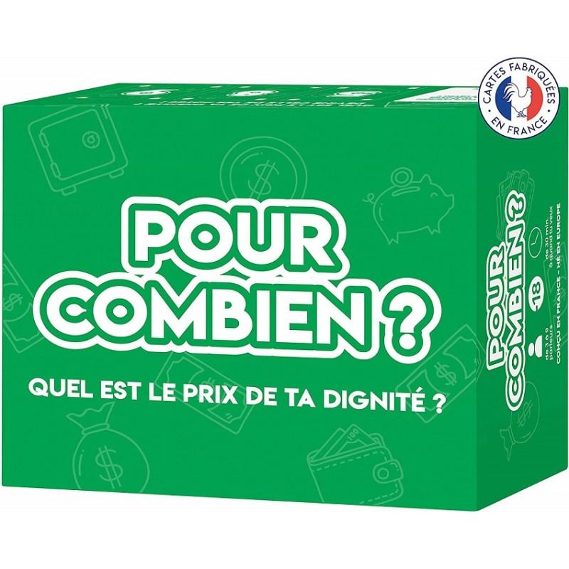 POUR COMBIEN ? - FACE