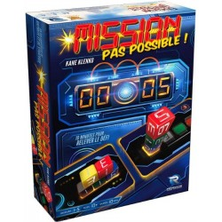 MISSION PAS POSSIBLE - FACE