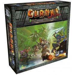 CLANK ! DANS L'ESPACE ! - FACE
