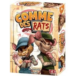 COMME DES RATS - FACE
