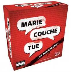 MARIE COUCHE TUE - FACE