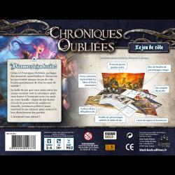 CHRONIQUES OUBLIÉES : INITIATION AU JEU D'AVENTURE - DOS