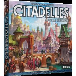 CITADELLES : 4E EDITION - Face
