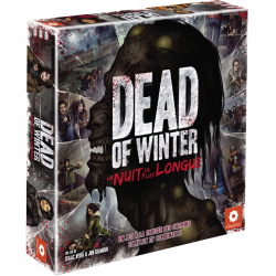 DEAD OF WINTER : LA NUIT LA PLUS LONGUE - Face