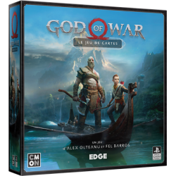 GOD OF WAR : LE JEU DE CARTES - Face