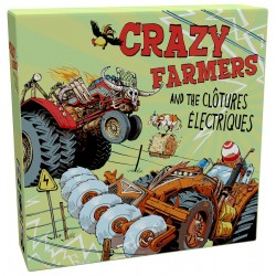 CRAZY FARMERS AND THE CLOTURE ELECTRIC - FACE