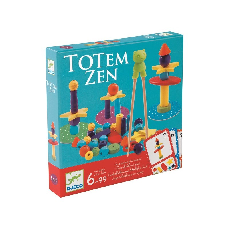 TOTEM ZEN - FACE