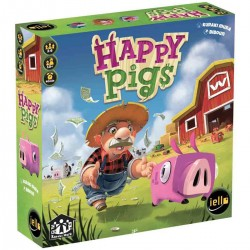 HAPPY PIGS - FACE