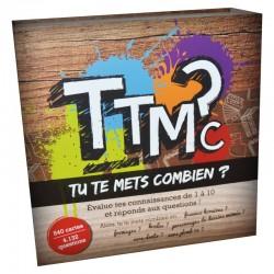 TTMC - TU TE METS COMBIEN ? - FACE