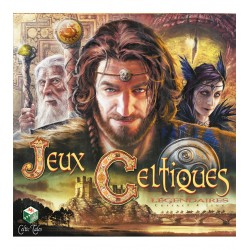 JEUX CELTIQUES LÉGENDAIRES - FACE