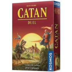 CATAN DUEL (PRINCES DE CATANE) - FACE