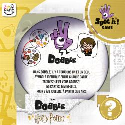 DOBBLE HARRY POTTER - DOS 1
