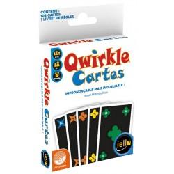 QWIRKLE CARTES - FACE