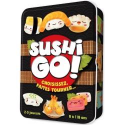 SUSHI GO ! - FACE